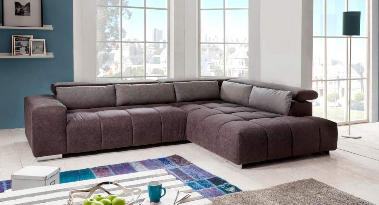 Scopri orion un esclusivo e spazioso divano angolare for Orion arredamenti
